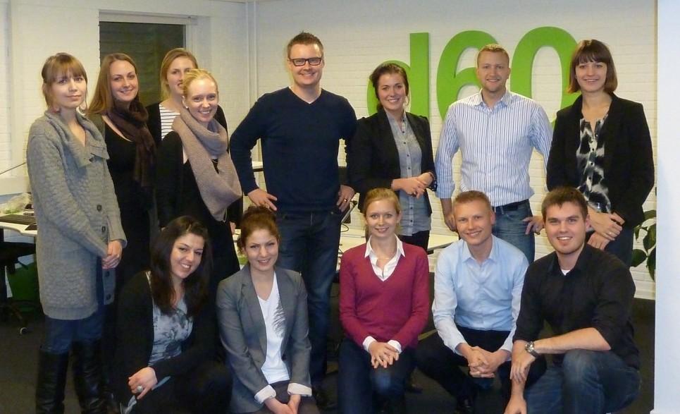 Company visit D60