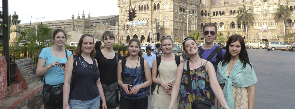 Sightseeing in Mumbai