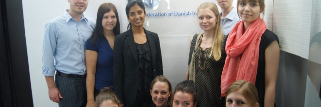 The Confederation of Danish Industry – March 29 (Mumbai, India)