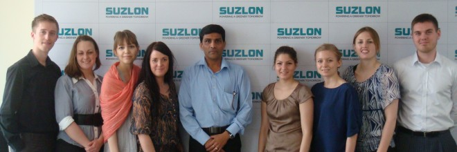 Suzlon – March 27 (Mumbai, India)