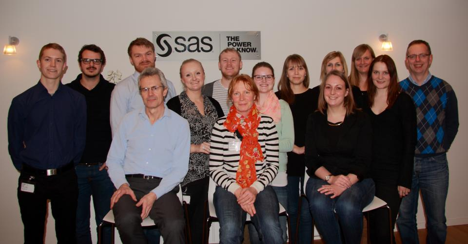 Participants and SAS Institute employees